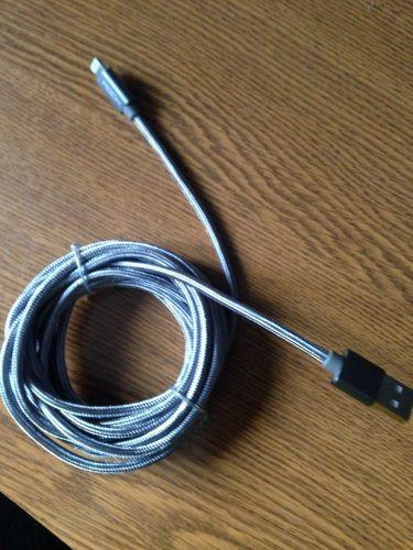 iPhone Fast Colorful USB Cable photo review